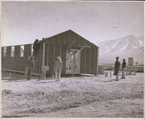 Barracks Under Construction